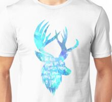 Christian Quote Deer Unisex T-Shirt