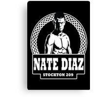 Diaz 209 Canvas Print