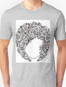 Spring is in the hAir Unisex T-Shirt
