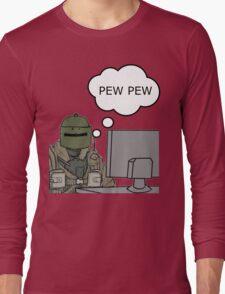 Pew Pew! Long Sleeve T-Shirt