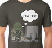 Pew Pew! Unisex T-Shirt