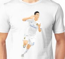 JAMES RODRIGUEZ, VECTOR, MADRID Unisex T-Shirt