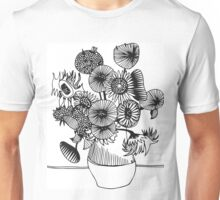 Van Gogh Sunflowers Unisex T-Shirt