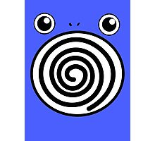 Pokemon Poliwhirl Photographic Print