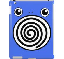 Pokemon Poliwhirl iPad Case/Skin