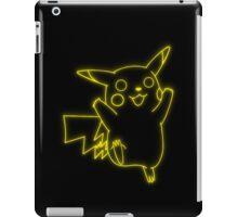 Neon Pikachu iPad Case/Skin