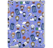 Doctor who All over iPad Case/Skin