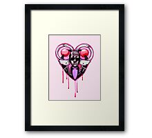 BDSM Love Framed Print