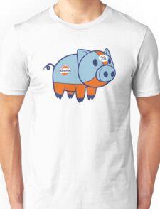 Gulp Porsche Pig Unisex T-Shirt