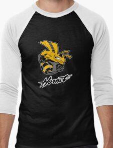 Angry Hornet Men's Baseball ¾ T-Shirt