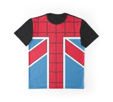 SPIDER UK Graphic T-Shirt