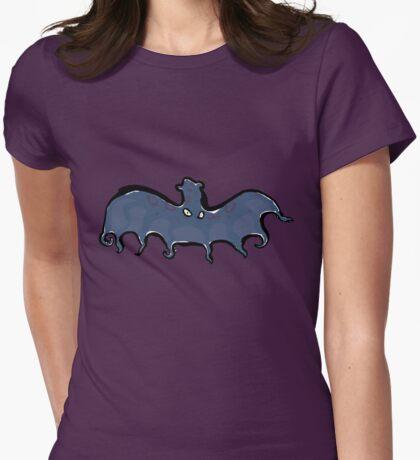 vampire squid Womens Fitted T-Shirt