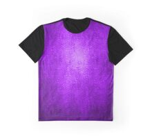 Faded Purple Eternity Steampunk Pattern  Graphic T-Shirt