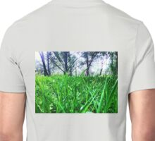 grass and nature Unisex T-Shirt