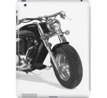 chunky harley iPad Case/Skin