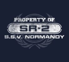 Naval Property of SR2 T-Shirt