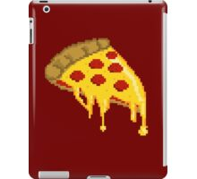 -GEEK- Pizza Pixel iPad Case/Skin