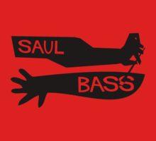 Saul Bass by Bernat Comes