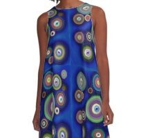 Eavesdrop A-Line Dress