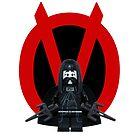 V For Vendetta by XxDeadmanzZ