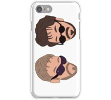 Andy Samberg, Justin Timberlake, Saturday Night Live - Dick in a Box iPhone Case/Skin