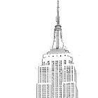 empire state  by tinncity