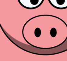 Cartoon Pig Sticker