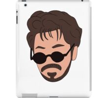 Andy Samberg, Saturday Night Live - Dick In A Box iPad Case/Skin