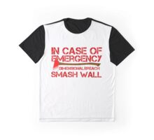 Wall Cleaver  Graphic T-Shirt