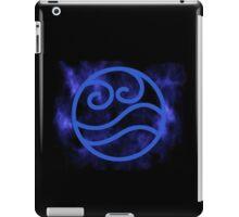 Waterbending Symbol iPad Case/Skin