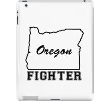 OREGON FIGHTER iPad Case/Skin