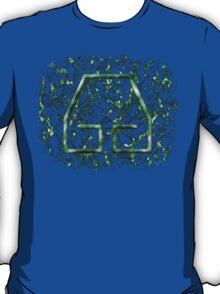 Marble Earthbending Symbol T-Shirt