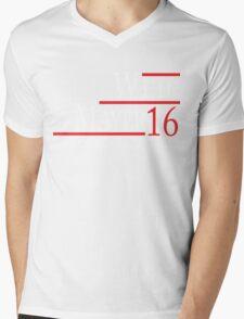 Weir Mayer 2016 Tees/Hoodies/Tanks Mens V-Neck T-Shirt