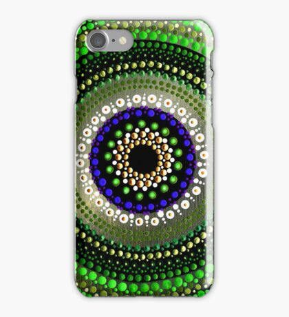 Emerald Jewel iPhone Case/Skin
