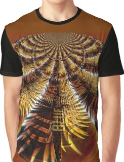 Blue Dream Fireworks Graphic T-Shirt