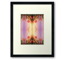 Anime Roses (3) Framed Print