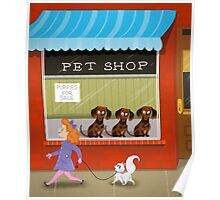 Puppies For Sale Poster