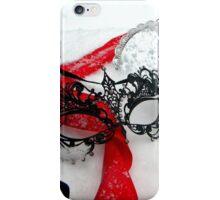 Masked Queens Snow iPhone Case/Skin
