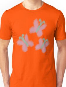 Watercolour Fluttershy Cutie Mark Unisex T-Shirt