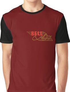Bell Vintage Aircraft USA Graphic T-Shirt