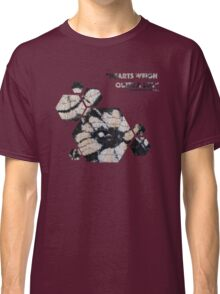 Floating Floral Classic T-Shirt