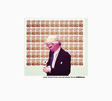 2 Andy Warhol firma lata de fabada litoral Unisex T-Shirt