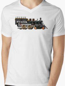 instrument train 2 Mens V-Neck T-Shirt
