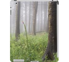 Woodland Mist iPad Case/Skin