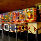 tiny pinball collection by tinncity