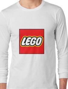 lego logo Long Sleeve T-Shirt