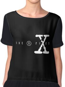 The X Files Chiffon Top