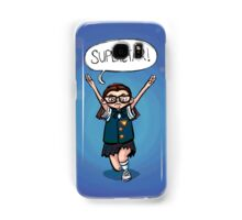 "Saturday Night Legends Featuring ""Mary Katherine Gallager"" Samsung Galaxy Case/Skin"