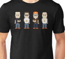 8-Bit Propane and Propane Accessories Unisex T-Shirt