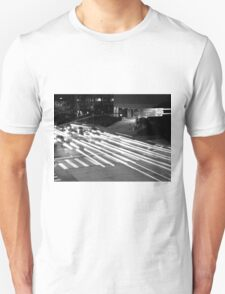 Black And White Cityscape 11 T-Shirt